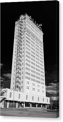 Alico Building #3 Canvas Print by Stephen Stookey