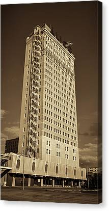 Alico Building #7 Canvas Print by Stephen Stookey