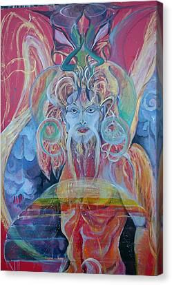 Alien Self  Canvas Print