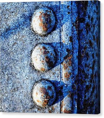 Balance In Life Canvas Print - Aline  by Tom Druin