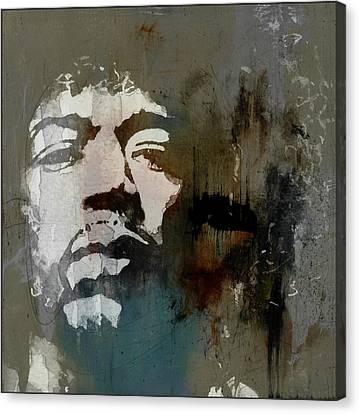 All Along The Watchtower  Canvas Print by Paul Lovering