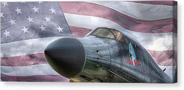 All American Canvas Print by JC Findley