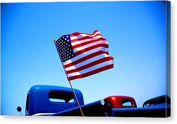 All American Canvas Print by Ralph Vazquez