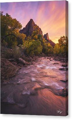 Canvas Print - All In by Peter Coskun