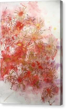 Allelopathy 1 Canvas Print