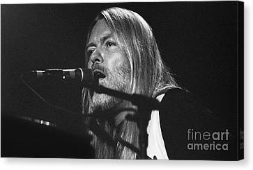 Allman Brothers-gregg-0171 Canvas Print by Gary Gingrich Galleries