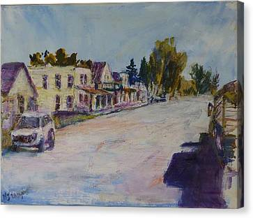 Almont  Canvas Print by Helen Campbell