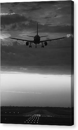 Almost Home Canvas Print by Andrew Soundarajan