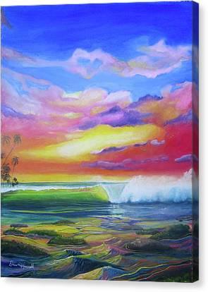 Aloha Reef Canvas Print