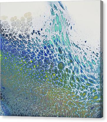 Along The Wish Filled Shore Canvas Print