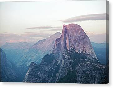 Alpenglow Canvas Print