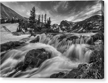 Alpine Flow Canvas Print