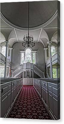 Altar Call Canvas Print by Stephen Stookey