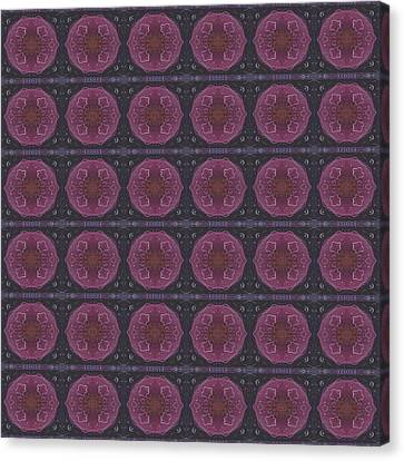 Altered States 1 - T J O D 27 Compilation Tile 36 Canvas Print