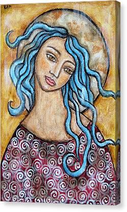 Altessa Canvas Print by Rain Ririn