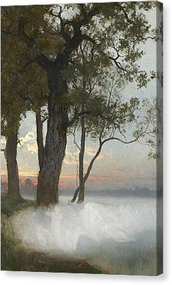 Alvalek Canvas Print