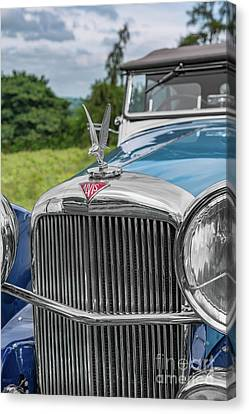 Alvis Speed 25 Canvas Print