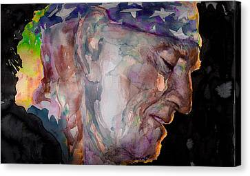Always On My Mind 3 Canvas Print by Laur Iduc
