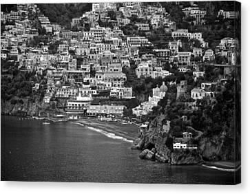 Amalfi's Positano Canvas Print