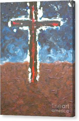 Amazing Grace 1 Canvas Print