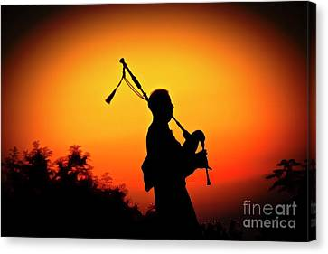 Bagpipe Canvas Prints (Page #5 of 13) | Fine Art America