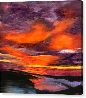 Amazing Canvas Print