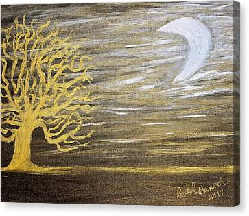 Ambient Night Canvas Print