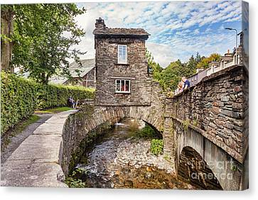 Ambleside Canvas Print by Colin and Linda McKie
