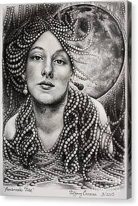 Ambrosia Tide Canvas Print