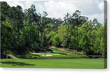 Amen Corner Canvas Print