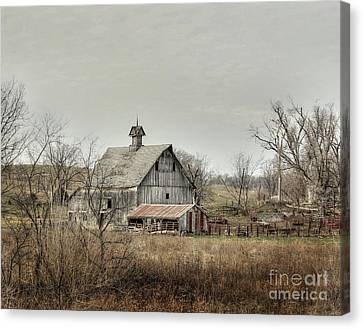 America Canvas Print by Thomas Danilovich