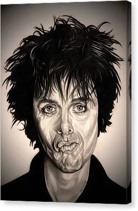 American Idiot Canvas Print by Fred Larucci