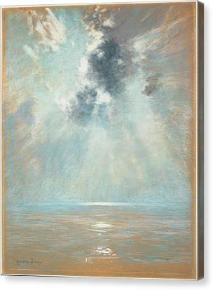 American  Canvas Print by John Appleton