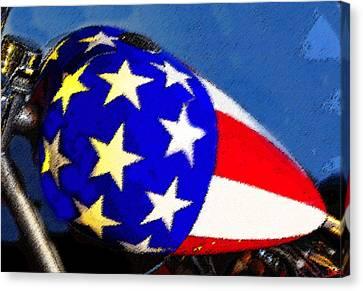 1969 Canvas Print - American Legend by David Lee Thompson