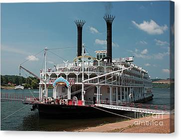 American Queen Canvas Print