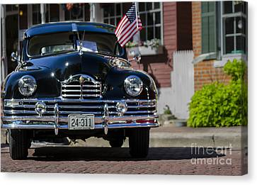 Americana Canvas Print by Andrea Silies