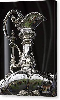 Sausalito Canvas Print - America's Cup Close Up by Chuck Kuhn