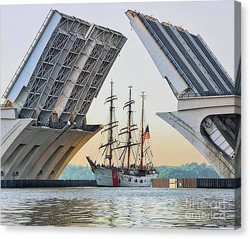 America's Tall Ship Canvas Print
