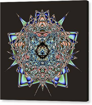 Amphlegman Canvas Print