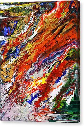 Amplify Canvas Print by Ralph White
