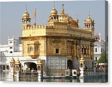 Amritsar Canvas Print by Andrei Fried