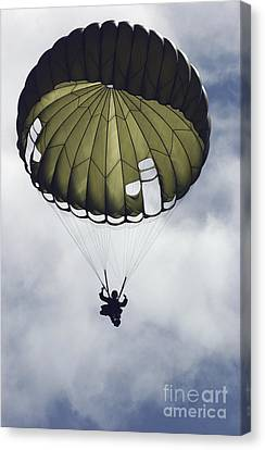 An Armed Forces Of The Philippines Canvas Print by Stocktrek Images