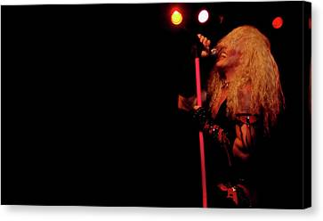An Evening With Twisted Sister Canvas Print