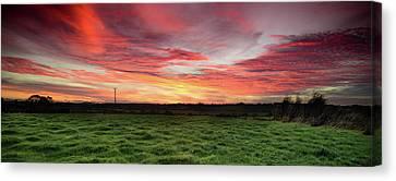 An Irish Landscape Canvas Print