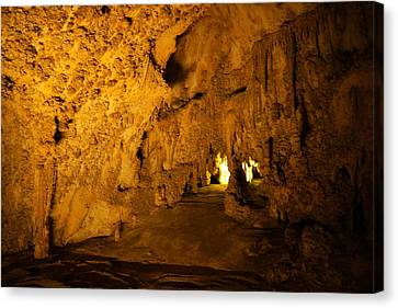 Cavern Canvas Print - An Opening by Jeff Swan