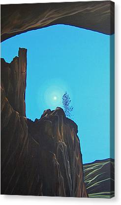 Anasazi Dreams Canvas Print