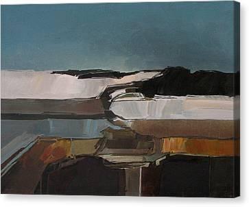 Anasazi Winter Canvas Print by Curtis Chapline