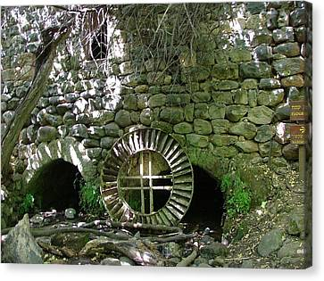 Ancient Mill Canvas Print