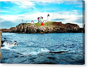 And Yet Another Canvas Print by Greg Fortier