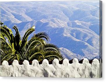 Andalusian View Canvas Print by Heiko Koehrer-Wagner